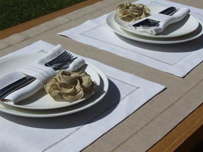 Calista Sand & White Ideas