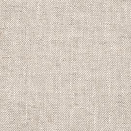 Beige Linen Fabric Prewashed Twill