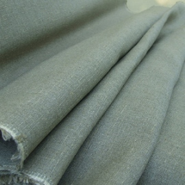 Linen Natural Colour Upholstery Fabric Sample Prewashed