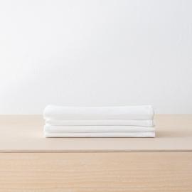 Off White Linen Napkin Lucia