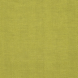 Rain Forest Green Linen Fabric Emilia
