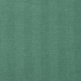 Fabric Dark Green Linen Emilia
