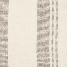 Prewashed Cream Linen Fabric Linum
