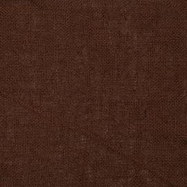 Brown Linen Fabric Rustico
