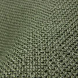 Safari Green Linen Fabric Rustico