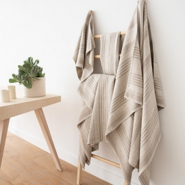 Natural Linen Towels Set Linum