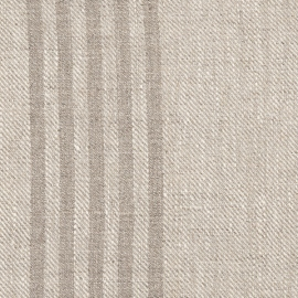 Natural Linen Prewashed Fabric Linum