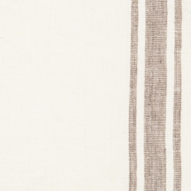 Fabric Beige Linen Tuscany