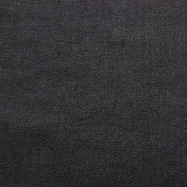 Grey Linen Fabric Sample Lara