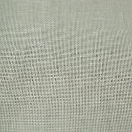Linen Fabric Prewashed Off White Twist Open