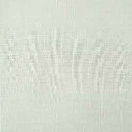Off White Linen Fabric Prewashed