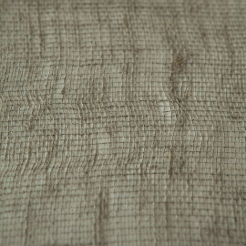 Natural Linen Fabric Eva Sample