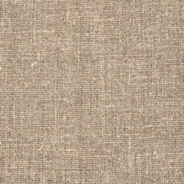 Natural Linen Fabric Sample Rustic