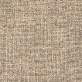 Natural Linen Fabric Rustic