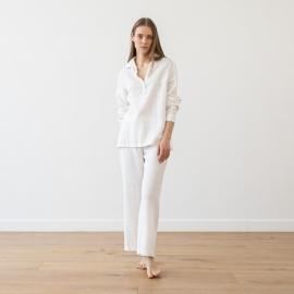 Grey Linen Pyjama Alma