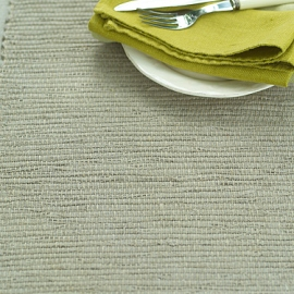 Placemat Natural Linen Inga