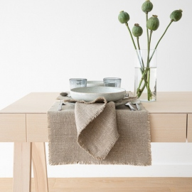 Placemat Natural Linen Rustic