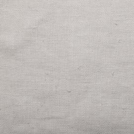 Silver Linen Fabric Sample Lara