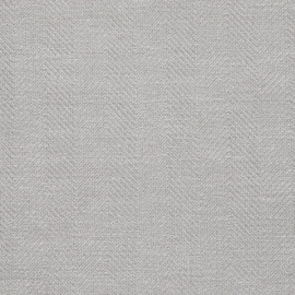 Linen Fabric Herringbone Emilia Grey