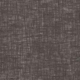 Grey Linen Fabric Sample Hemstitch