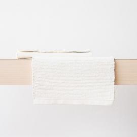 Placemat Off White Linen Lara