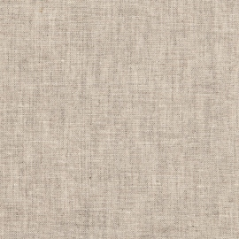 Natural Linen Fabric Washed Stone Washed