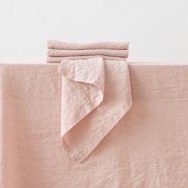 Rosa Linen Napkin Stone Washed