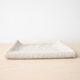 Linen Bath Towel Natural Linen Provance