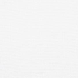 Optical White Linen Waffle Fabric