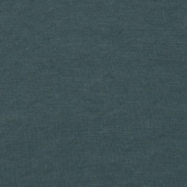 Linen Fabric Sample Balsam Green Stone Washed