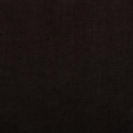 Chocolate Linen Fabric Sample Lara