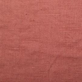 Canyon Rose Linen Fabric Sample Lara