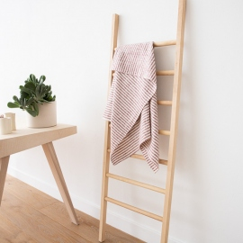 Linen Bath Towel Cherry Brittany