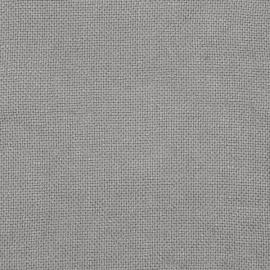 Grey Linen Fabric Rustico