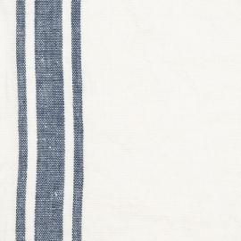 Fabric Sample Indigo Linen Tuscany