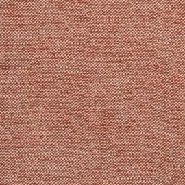 Brick Linen Fabric Sample Rustico