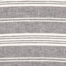 Linen Fabric Jazz Graphite