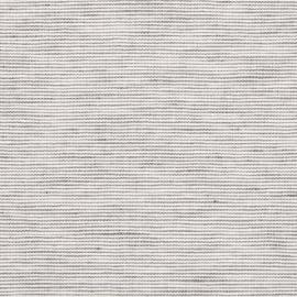 Linen Fabric Pinstripe Graphite