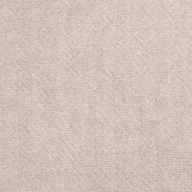 Oatmeal Linen Fabric Sample Rustico