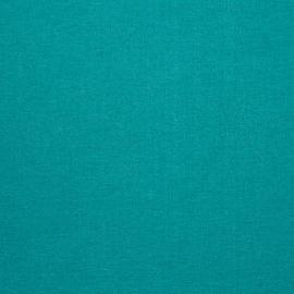 Linen Cotton Fabric Sample Green Paula