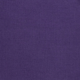 Linen Fabric Paula Purple