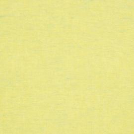 Linen Fabric Sample Plain Citrine