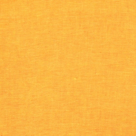 Linen Fabric Sample Plain  Orange