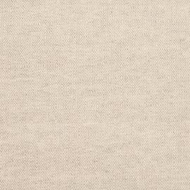 Linen Fabric Sample Rhomb Cream