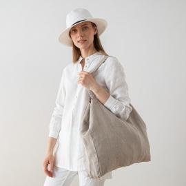 Linen Bag Terra Natural
