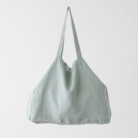Linen Bag Terra Sea Foam