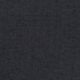 Linen Fabric Sample Terra Anthracite