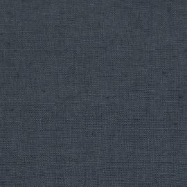 Linen Fabric Prewashed Terra Blue
