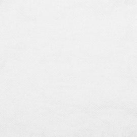 White Linen Fabric Rustico