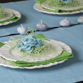 Terra Blue & Twist Lime